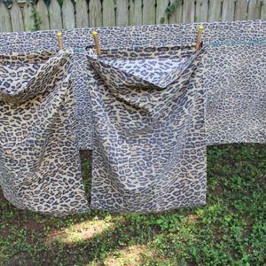 Ralph Lauren Aragon Medieval Pillowcase Leopard